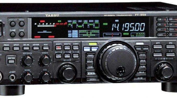 Продается,трансивер,yaesu ft-950